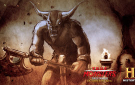 True Monsters: Minotaur